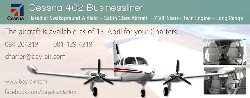 Cessna 402 Businessliner