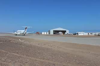 Terrace Bay Airport